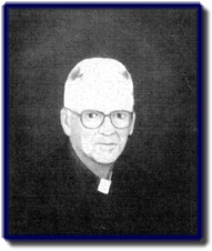 Fr. Francis J. Diamond S.J. Portrait